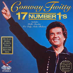 Conway Twitty | 17 Number 1´s