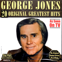 George Jones | 20 Original Greatest Hits