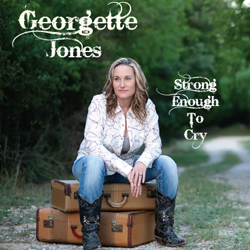 Georgette Jones | Strong Enough To Cry