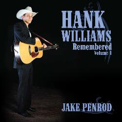Jake Penrod | Hank Williams Remembered Vol 1