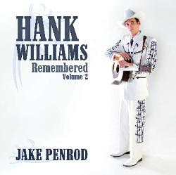 Jake Penrod | Hank Williams Remembered Vol 2
