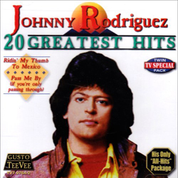 Johnny Rodriguez | 20 Greatest Hits