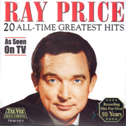 Ray Price | 20 All-Time Greatest Hits